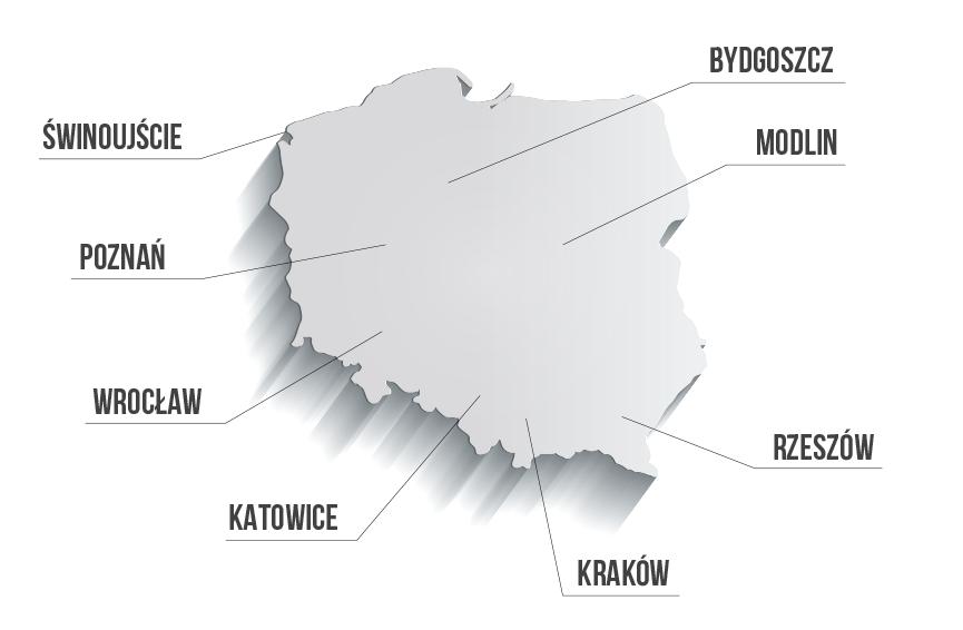 Baltona sklepy w Polsce